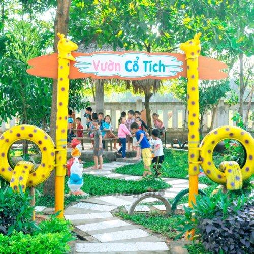 Cổng vườn cổ tích