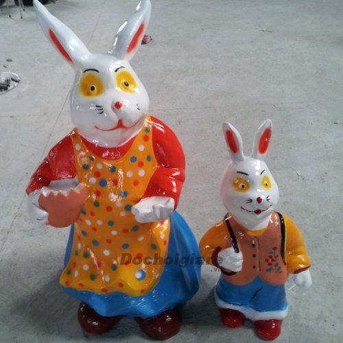 Tượng Cáo và Thỏ