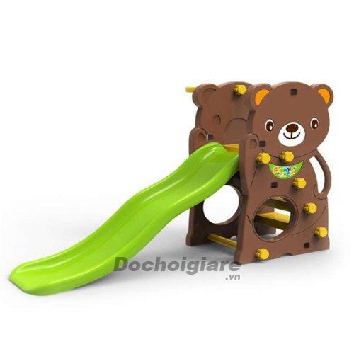 Cầu trượt Gấu - Nhập khẩu