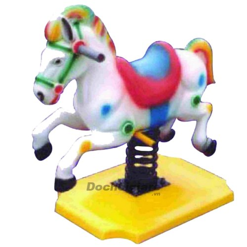 Thú nhún con Ngựa đế sắt