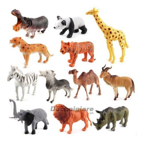Bộ động vật rừng