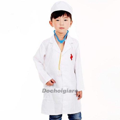 Trang phục bác sỹ cho bé