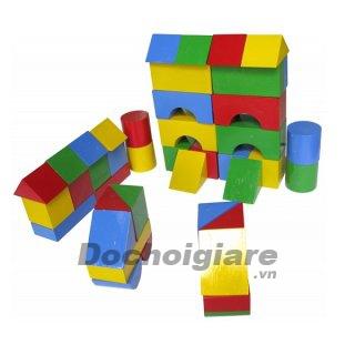 Bộ xếp hình xây dựng